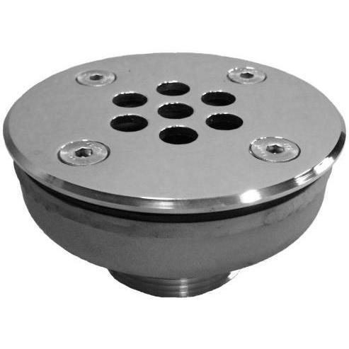 Форсунка подачи воды донная D90 из нерж. стали