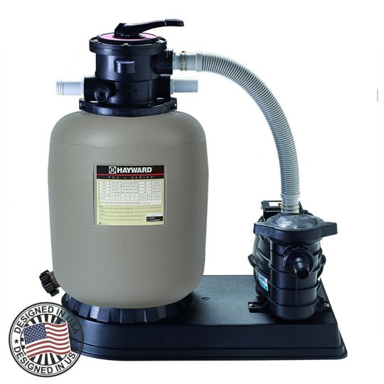 Фильтрационная установка Hayward ProTop S166T8103 (D400)