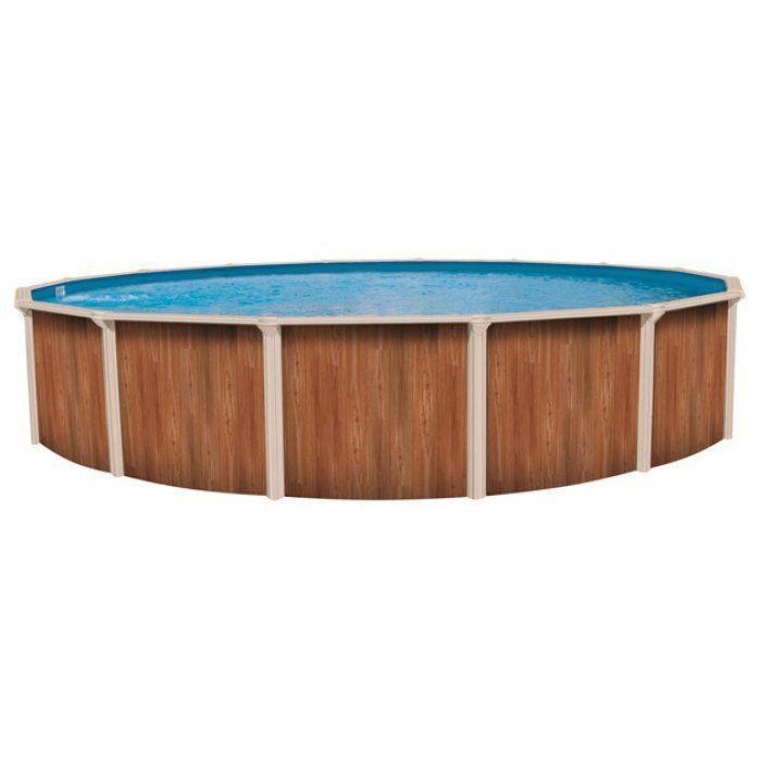 Сборный круглый бассейн Atlantic Pools Esprit Big 7,3 x 1,35 м
