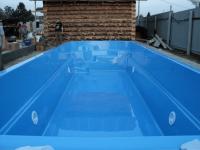 Композитный бассейн Ванесса 8,2х3,44х1,53 м